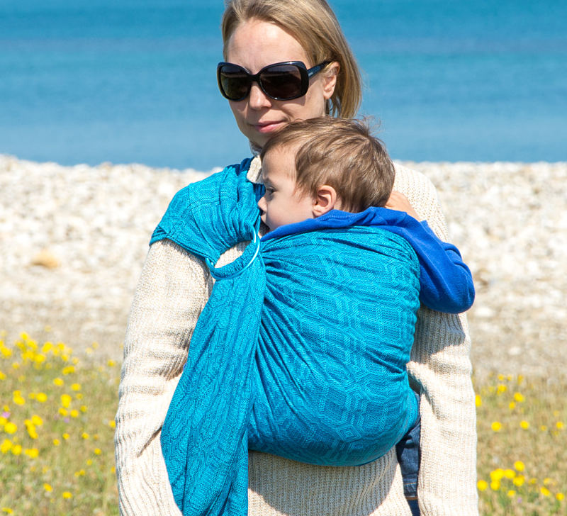Vesitar is made from 100% organic cotton. Easiest and safest choice for you and your baby.