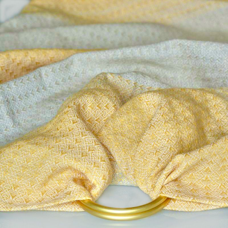 Yellow ring sling